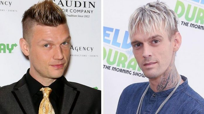 Nick Carter Places Restraining