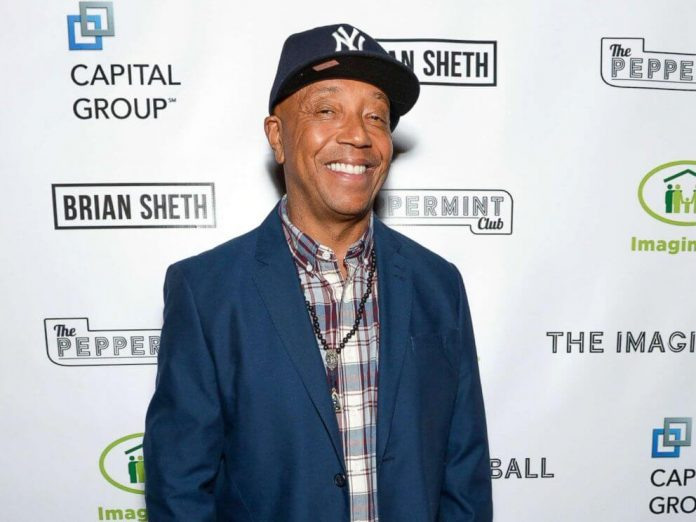 Russell Simmons Ass Banned
