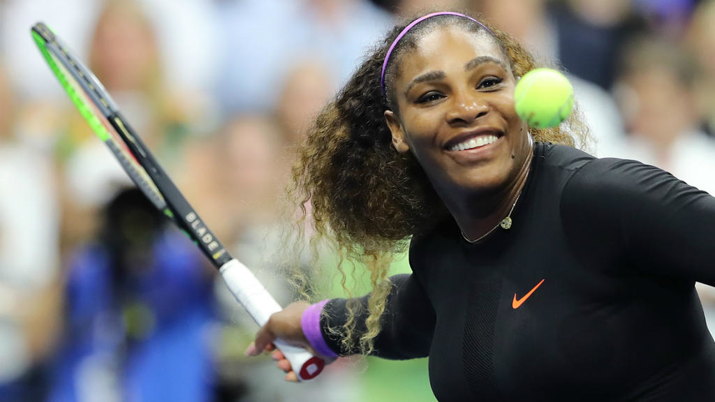 serena williams birth