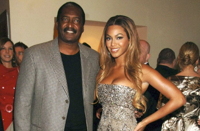 Matthew Knowles History