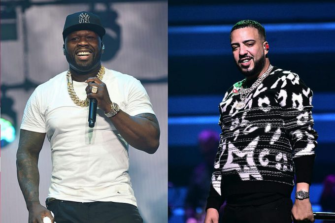 French Montana Calls 50 Cent Tekashi69's Rat Dad!