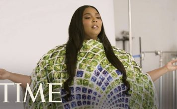 Magazine Crowns Lizzo Entertainer