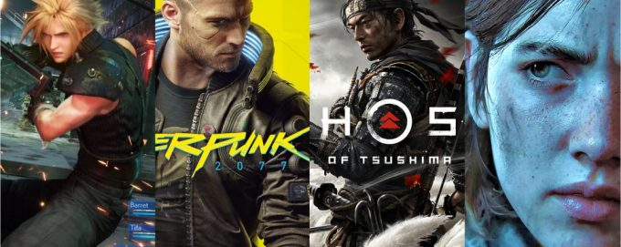 8 Video Games Most Anticipated For 2020