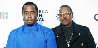 Diddy and Mase