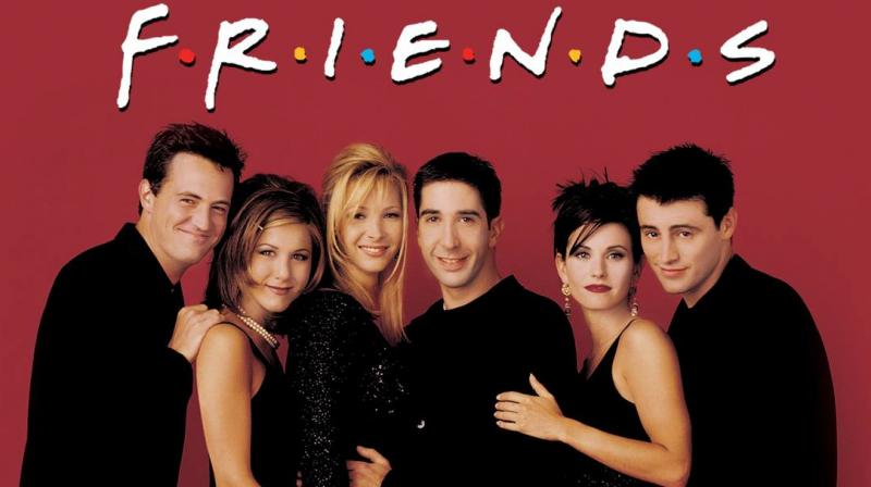 FRIENDS Is Coming Back, But On Another Stream Platform