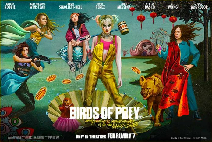 Harley Quinn And Birds of Prey