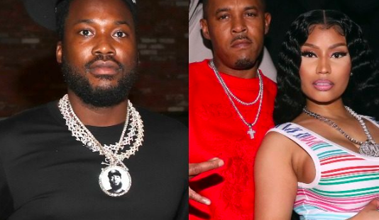 The Meek Mill and Nicki Minaj Beef Contiunes