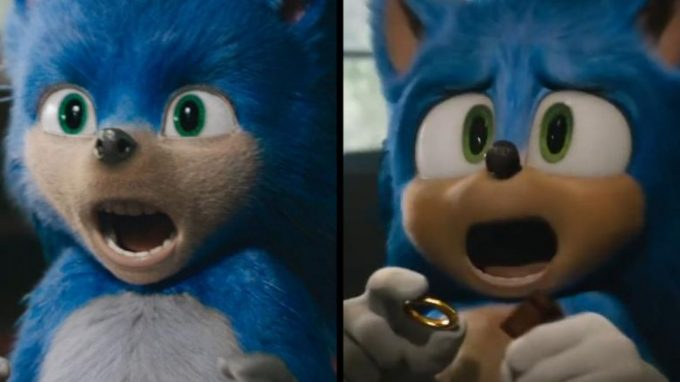 Sonic Redesign Worked!!! #1 At Box Office
