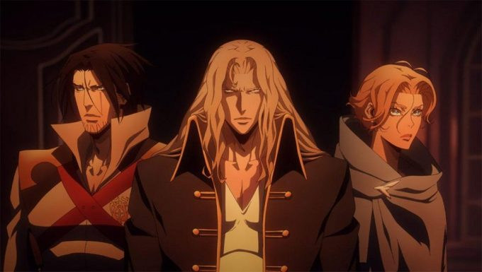 Season 4 of Castlevania Will Have So Many Twist