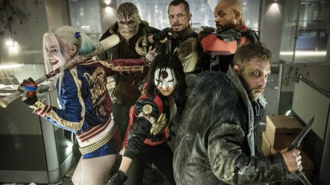 The New Suicide Squad Wraps Filming