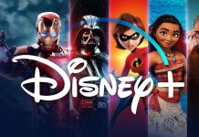 New To Disney Plus in April