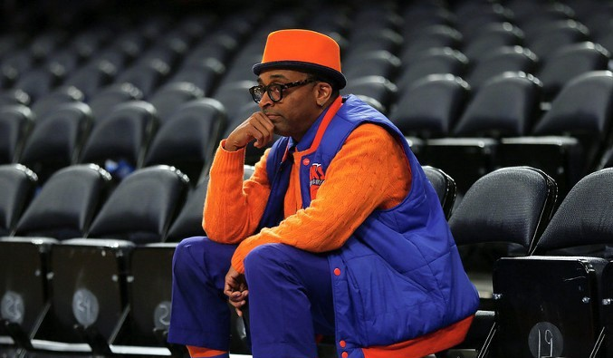 "Spike Lee Says He Is ""Done"" With The Knicks!!"