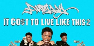 Ambjaays New EP it Cost to Live Like