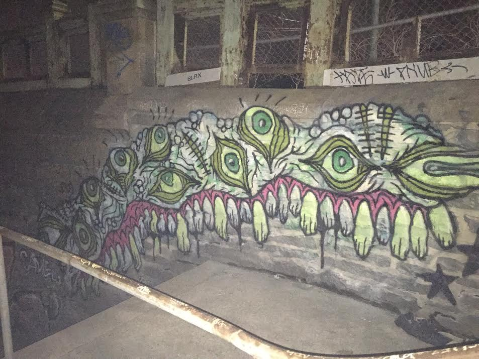 Interview with Philadelphia Graffiti Artist Septic
