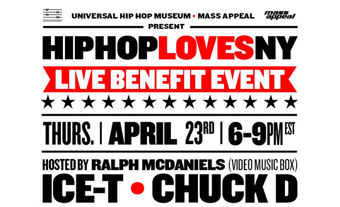 Rap Legends to Perform at Hip Hop Loves NY
