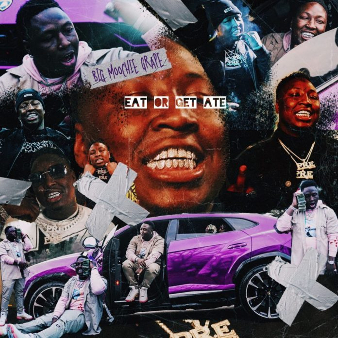 The Young Dolph Releases i Big Moochie Grape – Eat Or Get Ate