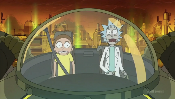 Rick and Morty Season 4 Episode 7 Review