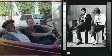 Eric Clapton & B.B. King Riding with the King