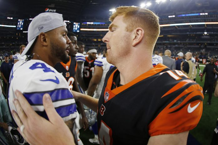 Andy Dalton Dallas Cowboys