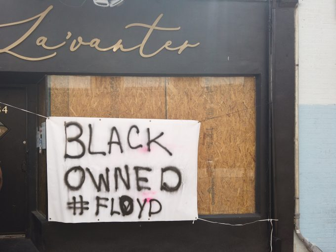 Riots And Protest: Gentrification Made Easy