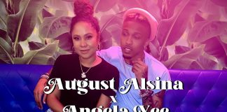 August Alsina Will and Jada