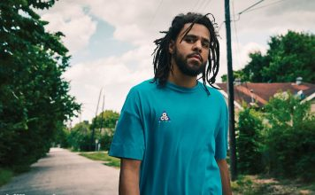 "J. Cole New Song ""Snow on Tha Bluff"" Noname"