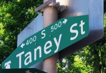 Philadelphia Residents Are Demanding The Renaming Of Taney Street