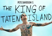 The King of Staten Island Pete Davidson Judd Apatow Bill Burr Machine Gun Kelly