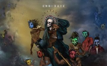 "Spillage Village JID EARTHGANG ""End of Daze"""