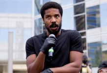 Michael B Jordan #changehollywood