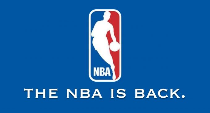 "Top 3 Things To Expect Now that the ""NBA IS BACK"""