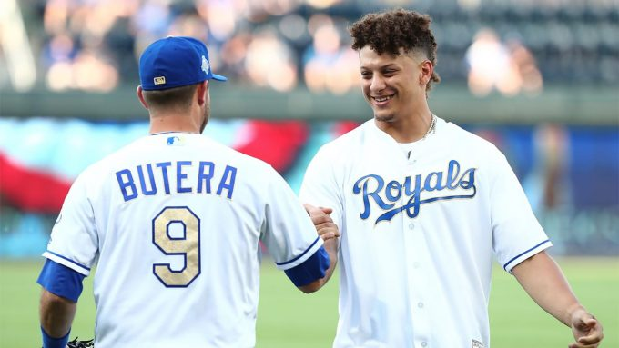 Patrick Mahomes  Now Part Owner Of KC Royals