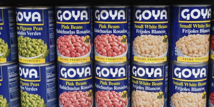Why People Are Boycotting Goya