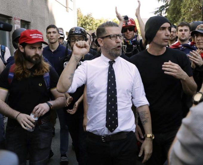 "Trump Told ""Proud Boys"" To ""Stand Back And Stand By"""