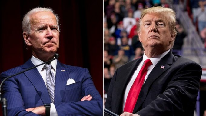 Trump And Biden Get Set For First Presidential Debate