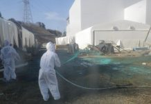 Fukushima Radioactive Water