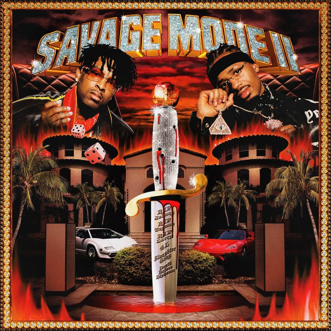 21 Savage And Metro Boomin's Savage Mode 2 Preview
