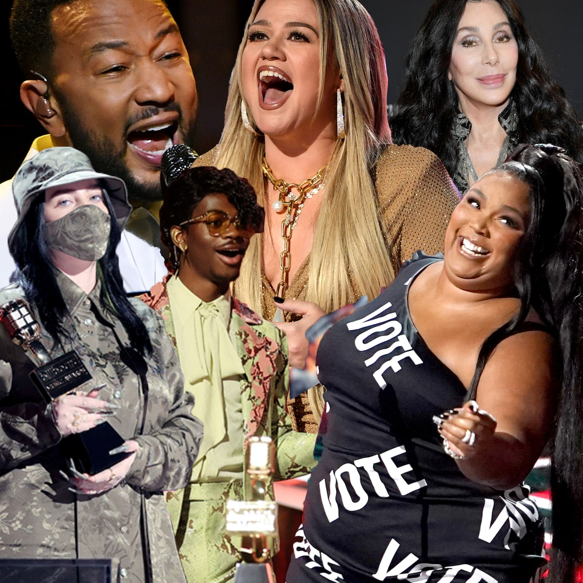 The best and worst moments at the 2020 Billboard Awards
