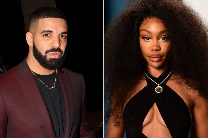 Drake Reveal that He Dated SZA in New Song
