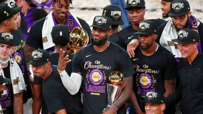 Hip Hop Reacts: Lebron James & L.A. Lakers Win 17th NBA Championship