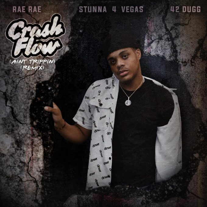 "Motown's Rae Rae Nabs 42 Dugg & Stunna 4 Vegas For ""Cash Flow (Remix)"""