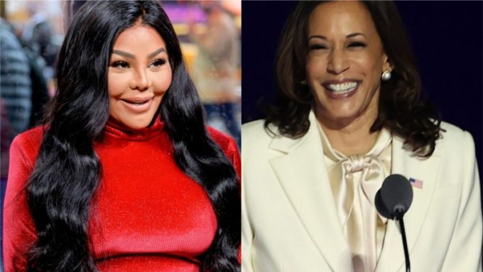 Lil' Kim Supports Kamala Despite Past Comments