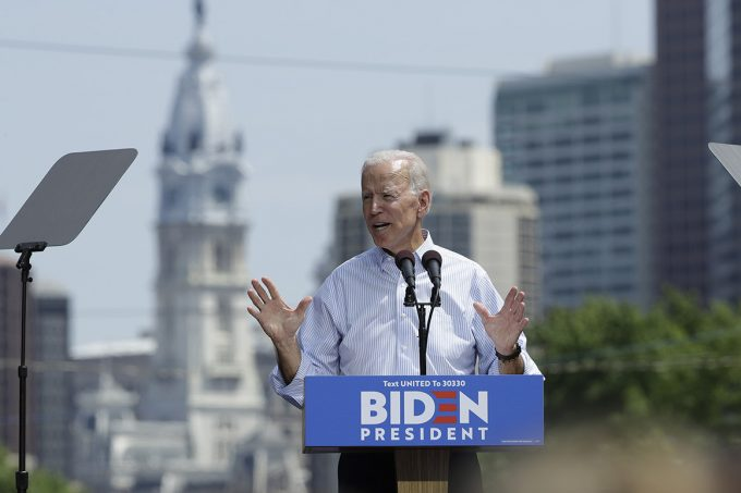 Joe Biden Named President Elect