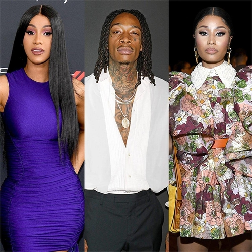 Cardi B And Wiz Khalifa's Twitter Feud