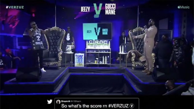 Gucci Vs JEEZY Was The Verzuz Battle Hip-Hop Needed