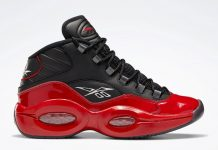 Allen Iverson Reebok 76ers Philadelphia Question