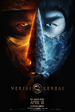 MORTAL KOMBAT MOVIE 2021