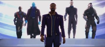 T'Challa Became a Star-Lord