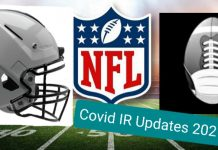NFL PLAYERS & COVID-19
